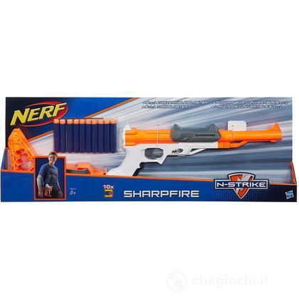 Nerf Pistola Sharpfire
