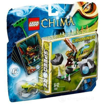 Bowling con i massi - Lego Legends of Chima (70103)