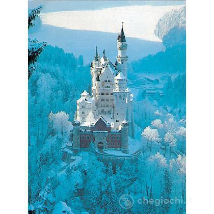 Neuschwanstein d'inverno