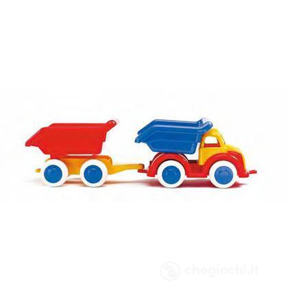 Jumbo camion - camion con rimorchio