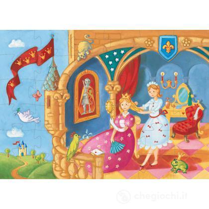 La principessa e il suo ranocchio -36 pezzi