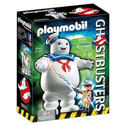 Omino Marshmallow e Stantz Ghostbusters (9221)