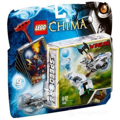 Torre di ghiaccio - Lego Legends of Chima (70106)