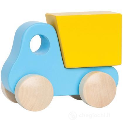 Camion blu (E0055)
