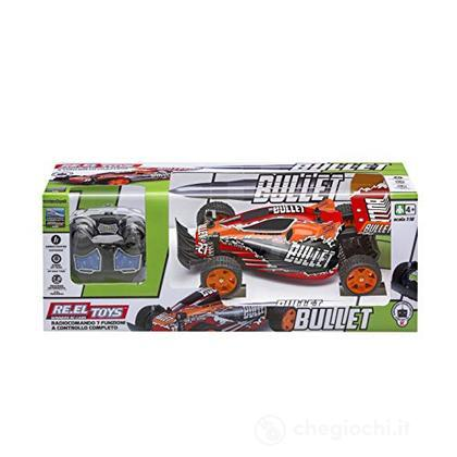 Speed Generation Bullet 1:18 Buggy Con Luci 24 Cm (Modellino Radiocomandato)