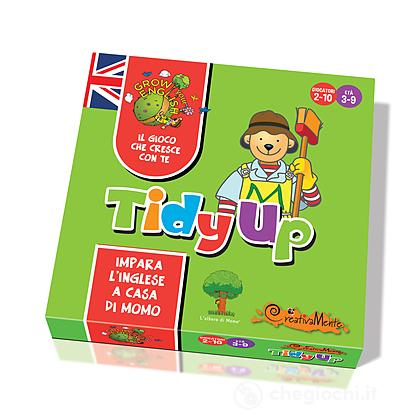 Grow Your English - Tidy Up