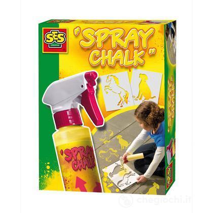 Gessetto Spray giallo
