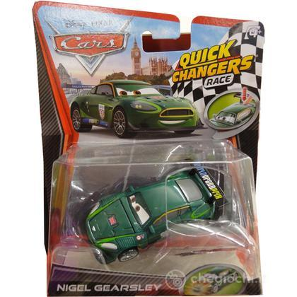 Cars 2 quick changers - Nigel Gearsley (X0619)