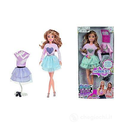 Bianca Fashion Doll cm 29 set con cambio d'abito (109273155)