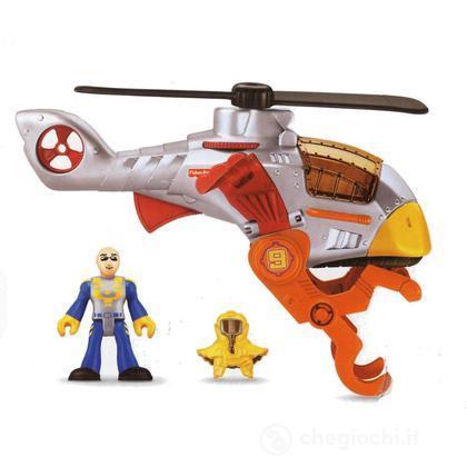 Aero Base - Elicottero aquila (X5257)