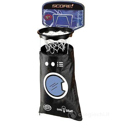 Basket Camera Con Cesto Biancheria