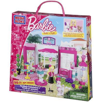 Barbie e il negozio di Animali