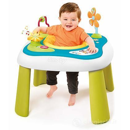 Cotoons Youpi Baby tavolo multi attività con seggiolino girevole, luci e suoni (7600110224)