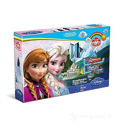 Kit pasta per modellare Didò Frozen Disney