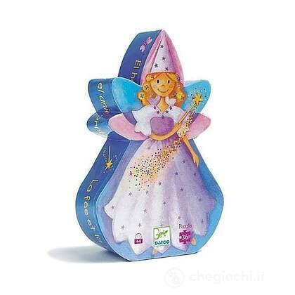 The fairy and the unicorn - 36 pezzi