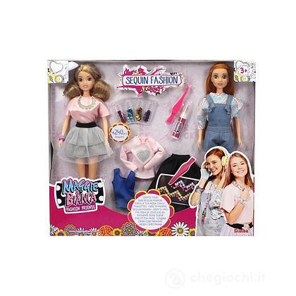 Maggie & Bianca set 2 Fashion doll con accessori (109273152)