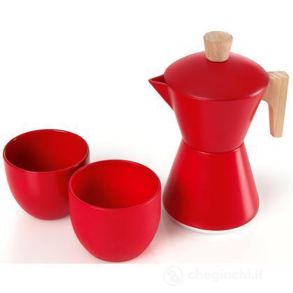 Coffe Set - Moka e tazzine (30225)
