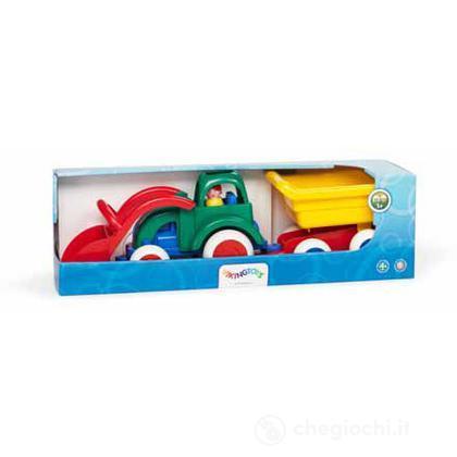 Gift boxes - Jumbo trattore con rimorchio