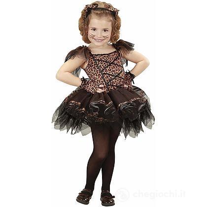 Costume Leopardo Ballerina 4-5 anni