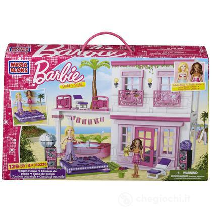 Barbie e la casa dei Party in spiaggia