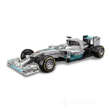 Mercedes Benz F1 2014