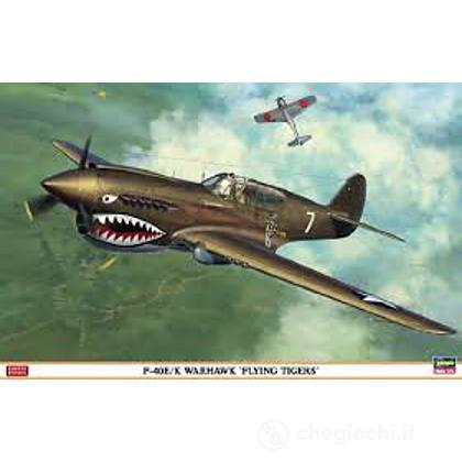 "Aereo P-40e/K Warhawk ""Flying Tigers"" (HA08226)"