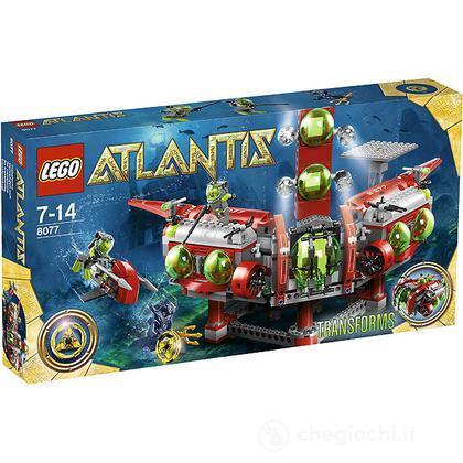LEGO Atlantis - Quartier generale mobile (8077)