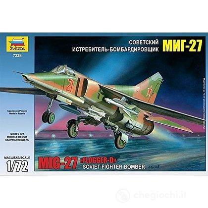 Aereo MIG-27 1/72 (ZS7228)