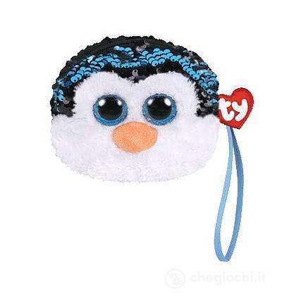 Portamonete Pinguino Glitter (T95229)