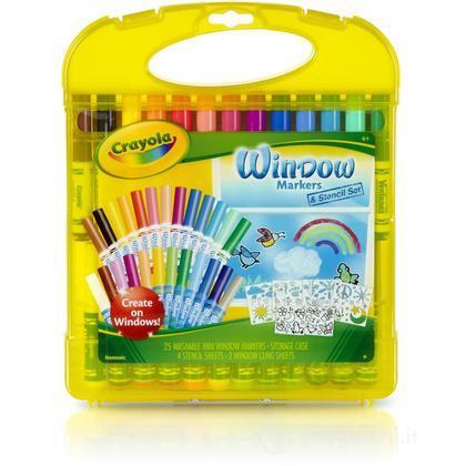 Set colori per vetro
