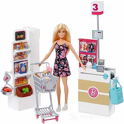 Barbie Supermercato di Barbie (FRP01)