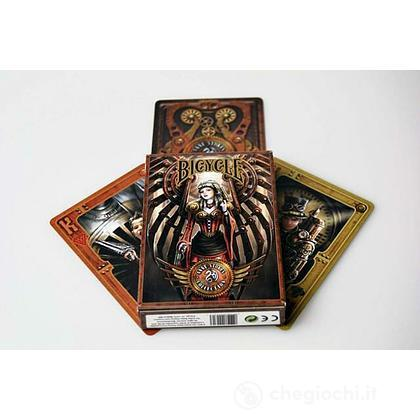 Carte Poker Bicycle Anne Stokes Steampunk