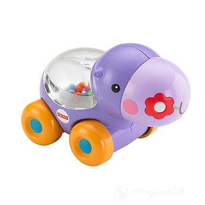 Ippopotamo trainabile Poppity Pop (BGX30)