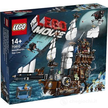 Il Galeone di Barbacciaio - Lego Movie (70810)