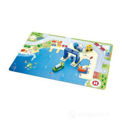 Play set treno - Il porto