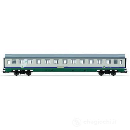 Vettura viaggiatori di II classe - FS (HL4009)