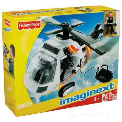 Elicottero Imaginext