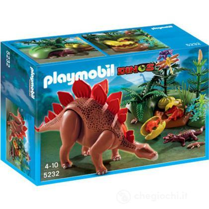 Nido di Stegosauro (5232)