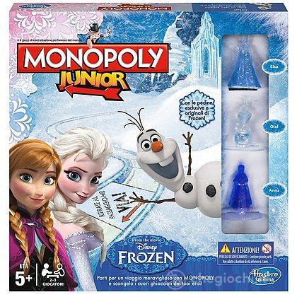 Frozen - Monopoly JR.