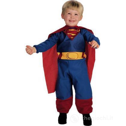 Costume Superman taglia 1 - 2 anni (885623)