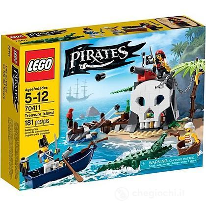 L'isola del tesoro - Lego Pirates (70411)