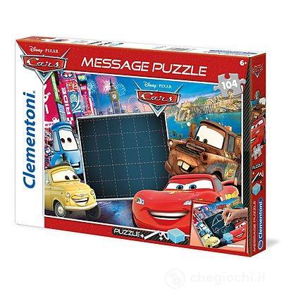 Message Puzzle Cars (20233)