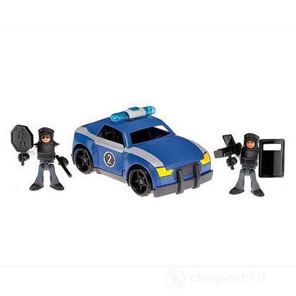 Macchina della polizia (N2167)