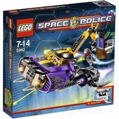 LEGO Space - Furto alla banca spaziale (5982)