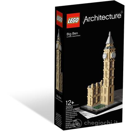 The Big Ben - LEGO Architecture (21013)