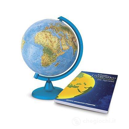 Globo Orion + Atlante Geografico