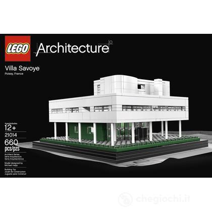 Villa Savoye - LEGO Architecture (21014)