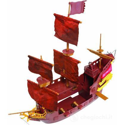 Pirati dei Caraibi - Galeone Queen Anne's Revenge
