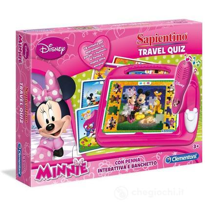 Sapientino Travel Quiz Minnie (132350)