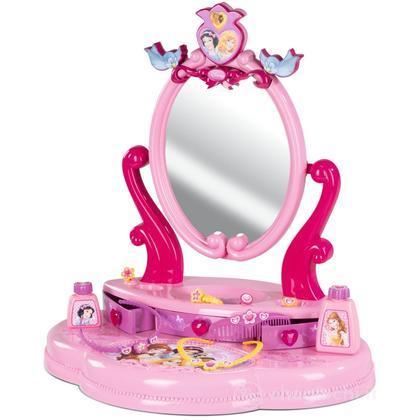 Disney Princess specchiera da tavolo con accessori